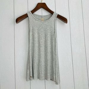 Lilly Pulitzer Womens Size XS Gray Tank Top